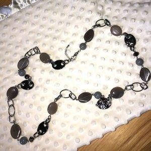 Lia Sophia adjustable necklace